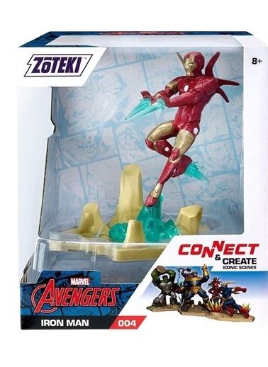 Hasbro Zoteki Avengers Tekli Figür İron Man Renkli